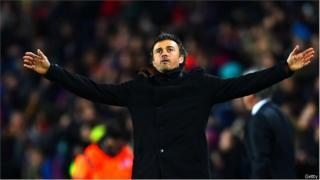 L'entraîneur barcelonais a été critiqué par la presse espagnole à la suite de la lourde défaite subie par son club face au Paris Saint-Germain.