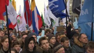 معترضان در روسیه: هدف از اینترنت ملی سانسور است!