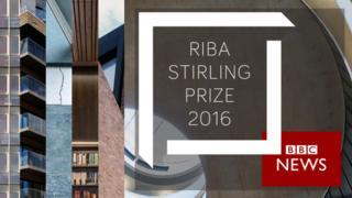 Riba Stirling prize graphic