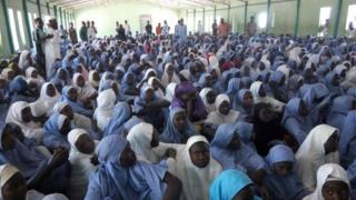 Ụmụaka ụmụnwaanyị a na ebo ndị Boko Haram ị tọrọ na Dapchị, Yobe Steetị