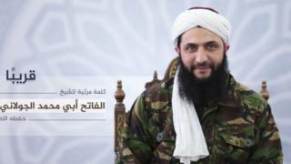 Nusra Cephesi lideri Culani