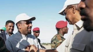 PM Abiy and President Isaias
