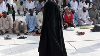 مسلمانه ښځه