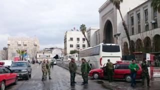 Şam saldırı