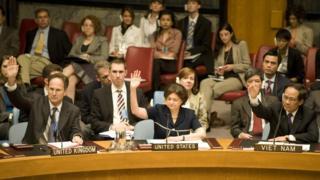 Việt Nam, Hội đồng Bảo an Liên Hiệp Quốc