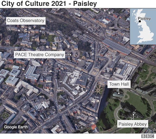 paisley map