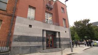 The Children's Court in Dublin