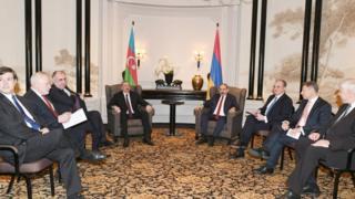 İlham Əliyev və Nikol Paşinyanın Vyanada görüşü keçirilir