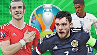 Bale, Robertson, Rashford.