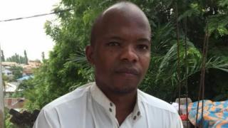 Bw Dotto Rangimoto ambaye ameshinda tuzo kitengo cha ushairi