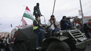 Беспорядки в Будапеште