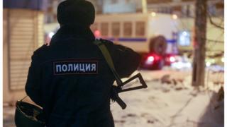 Сбежавшего с автоматом охранника нашли в Подмосковье