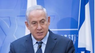 Raisul wasaaraha Israa'il Benjamin Netanyahu