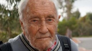 104岁澳大利亚老人大卫·古道尔生日愿望只求一死