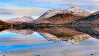 Loch Creran Reflections