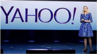 Umuyobozi mukuru Yahoo Marissa Mayer