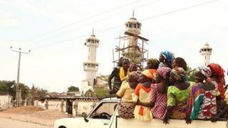 Une mosquée de la localité de Mararaba au Nigéria (illustration).