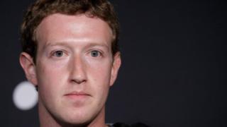 มาร์ค ซัคเคอร์เบิร์ก ผู้ก่อตั้งเฟซบุ๊ก