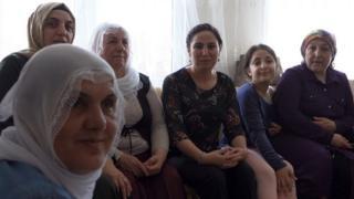 kürt kadınlar