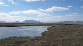 A'Mhoine peninsula