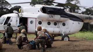 Українські миротворці - проти джихадистів в ДР Конго