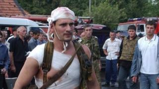 रूसी सैनिक