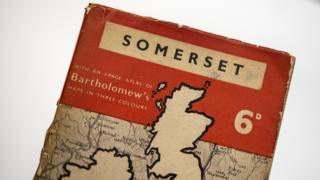 Penguin guide to Somerset