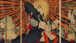 जापानी सूर्यदेवी