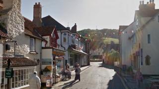 Porlock, Somerset