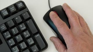 Computer keyboard (21 November 2016)