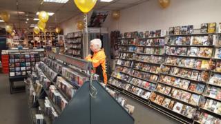 Concorde music store