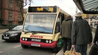 Stotts bus