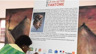 Silvie Memel Kassi directrice du musée des civilisations d'Abidjan