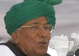 Mr Chautala is a four-term chief minister of the northern state of Haryana