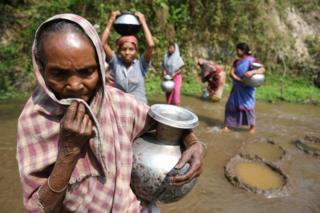 ইতিহাসের ভয়াবহতম পানি সংকটে পড়বে ভারত