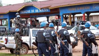 Ils ont été kidnappés et conduits dans la forêt ainsi que quatre ressortissants congolais