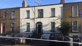 House where Dublin shooting occurred