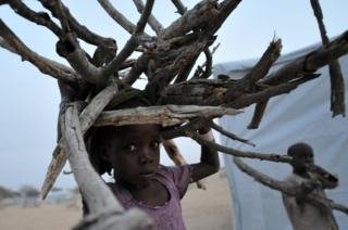 Nijerya'da çocuk