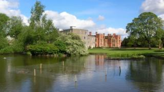 The University of York - Heslington Hall and Derwent College