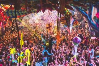 Elrow residency at Space Ibiza