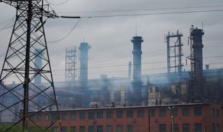 ТЭЦ в Челябинске