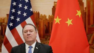 China vs the US: not just a trade war