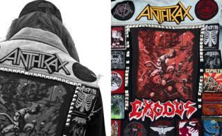 An Anthrax jacket