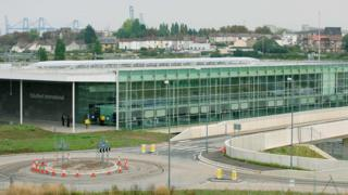 Ebbsfleet International railway station