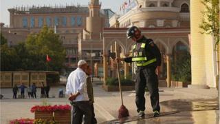 Мечеть в Кашгаре