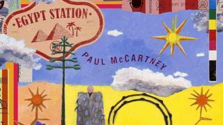 Обложкой альбома Egypt Station стала картина самого Пола Маккартни