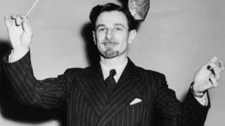Harry Rabinowitz in 1953