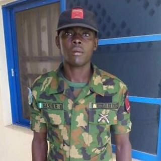 L'armée nigériane souhaite que l'attitude de Bashir Umar (en photo) fasse tâche d'huile.