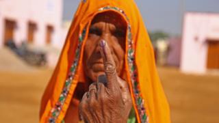 выборы индия