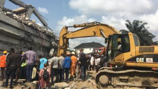 Rescue officials for Port Harcourt